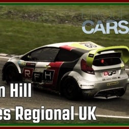 Pcars 2 - RX Lites Regional UK - Lydden Hill - Q1