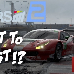 Project CARS 2 || RD Club Event -  GT3 @ Red Bull Ring - LAST TO FIRST!?