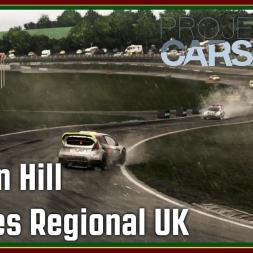 Pcars 2 - RX Lites Regional UK - Lydden Hill - Q2