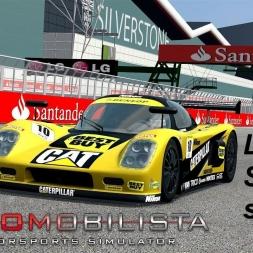 Let's Play - Automobilista (1.4.9r) - Silverstone und Lackierungen für den Ultima GTR Race