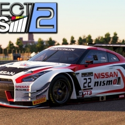Project CARS 2 - Nissan GT-R Nismo GT3 at Zolder (PT-BR)