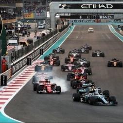 Formula Fun Podcast Episode 3 - Abu Dhabi GP 2017