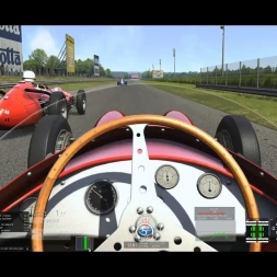Assetto Corsa Special Event - Fearless - Golden Glory - Maserati 250F 12 Cyl @ Monza 1966