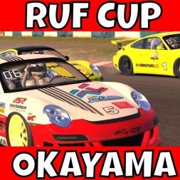 Ruf Cup at Okayama - Better than expected