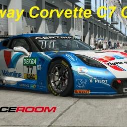 Mini Let's Play - RaceRoom Racing Experience - Callaway Corvette C7 GT3-R (2016)