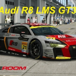 Mini Let's Play - RaceRoom Racing Experience - Audi R8 LMS GT3 (2016)