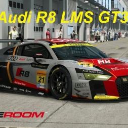 Mini Let's Play - RaceRoom Racing Experience - Audi R8 LMS GT3 (2016)