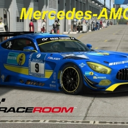 Mini Let's Play - RaceRoom Racing Experience - Mercedes-AMG GT3 (2016)