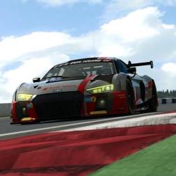 RaceRoom | Audi R8 LMS GT3 Impressions & setup