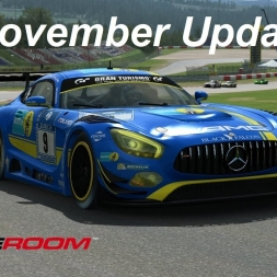 Let's Play - RaceRoom Racing Experience - November Update 2017 (German)