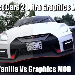 Project Cars 2 - Ultra Graphics mod 1440p