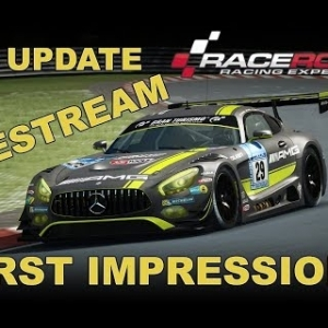 RaceRoom | GT3 Update Test | First Impressions on the VTM-Liga.de Server