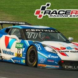 Callaway Corvette C7 GT3-R at Nurburgring (PT-BR)