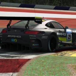 RaceRoom | MERCEDES AMG GT3 Impressions & setup