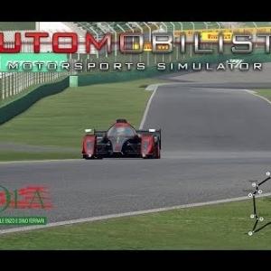 Automobilista   Metalmoro AJR Judd V10 @Imola 2001