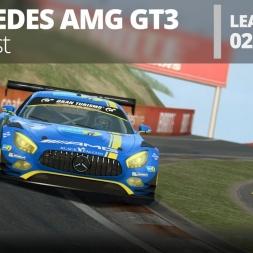 RaceRoom - Mercedes AMG GT3 @ Bathurst - 2:03.184