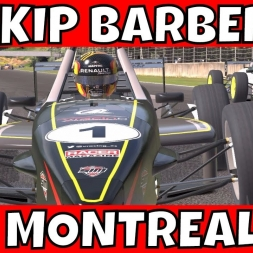 Skip Barber at Circuit Gilles Villeneuve - Patience