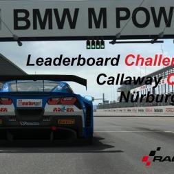RaceRoom Racing Experience - Callaway Corvette C7 GT3-R @Nürburgring GP