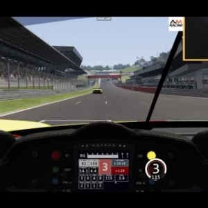 Assetto Corsa - RaceDepartment GT3 race @ Red Bull Ring