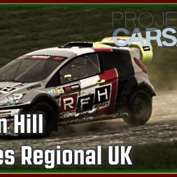 Pcars 2 - RX Lites Regional UK - Lydden Hill - Q3