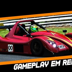 RFACTOR 2 WITH OCULUS RIFT | RADICAL SR3 RSX @ SEBRING