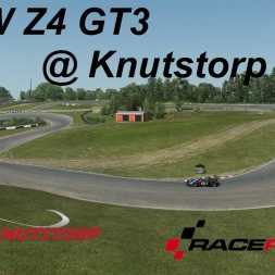 Mini Let's Play - RaceRoom Racing Experience - BMW Z4 GT3 @Knutstorp Ring