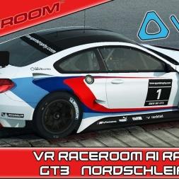 RACEROOM - GT3 RACE AT NORSCHLEIFE IN VR - HTC VIVE