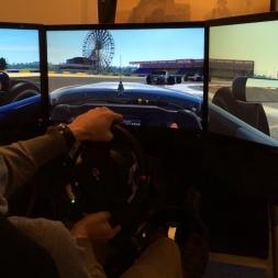 rFactor 2 - Le Mans Bugatti Circuit - Formula Renault 3.5 -
