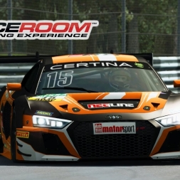 Audi R8 LMS at Monza (PT-BR)