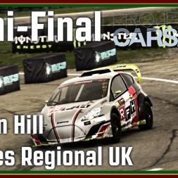 Pcars 2 - RX Lites Regional UK - Lydden Hill - Semi-Final