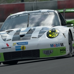 Gran Turismo Sport: Porsche RSR at Nordschleife