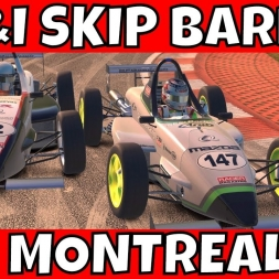 UK&I Skip Barber at Montreal S4 2017
