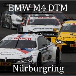 R3E: BMW M4 DTM // Nürburgring