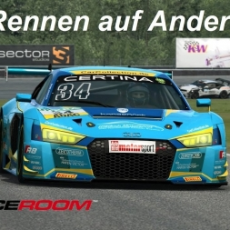 Mini Let's Play - RaceRoom Racing Experience - GT3-Rennen auf Anderstorp im Audi R8 LMS