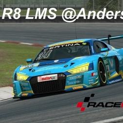 RaceRoom Racing Experience - Audi R8 LMS @Anderstorp