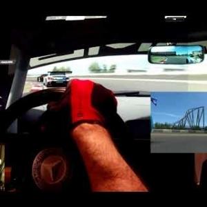 R3E - Nurburgring - Mercedes AMG GT3 - 105% AI race