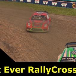 iRacing  - RallyCross is here. First race!