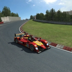 #3: RaceRoom   First Adventure around the Nordschleife in the Mistral M531