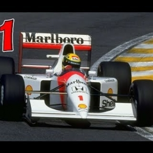 Ayrton Senna's Super Monaco GP 2: Part 1