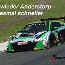 RaceRoom Racing Experience - Schon wieder Anderstorp - nur diesmal schneller