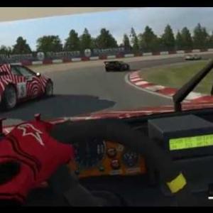 M1 race: love tap edition