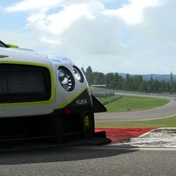 RaceRoom   RD event Nurburgring GT3 Practice
