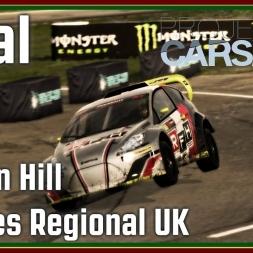 Pcars 2 - RX Lites Regional UK - Lydden Hill - Final