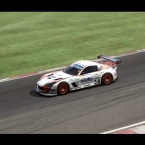 SRS Race - Ginetta Supercup
