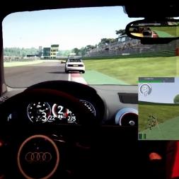 AC - Vallelunga Classic - Audi S1 - online race