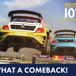 """iRacing: What A Comeback!"" (GRC at Iowa)"