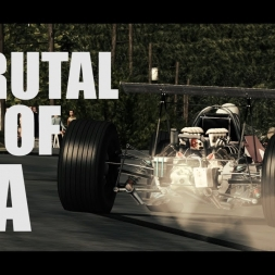 Faster than the 'Ring - A Brutal Lap of Spa