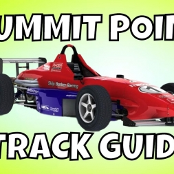 Skip Barber Track Guide - Summit Point