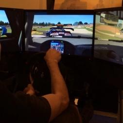 rFactor 2 - Road Atlanta v1.0 Steam workshop -GT3