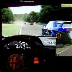AC - Brands Hatch - Alfa Romeo 155 DTM 1992 - online race